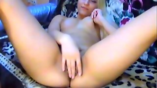 Hot Blonde Teen And A Massive Pink Dildo Hd