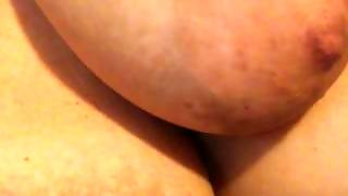 Playing With Wife's Tits
