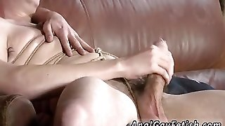 Breast Muscle Fetish Gay Matt Madison Is