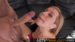 Blonde Babe Suck And Fuck A Big Dick Tara Lynn Fox