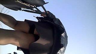 Reedit Upskirt Mature Stocking