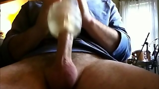 Big, Masturbation, Cock, Gay, Solo Male