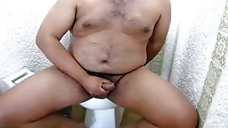Hairy Amateur Masturbation