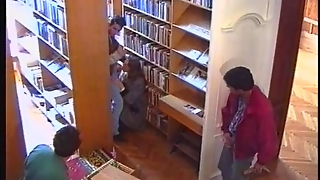 Russian Teen Fucked In Russian Libary
