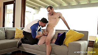 Big Cock, Muscle, Blowjobs, First Time, Big Butt