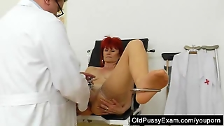 Milf, Doctor, Speculum, Medical, Milf Mature, Gyno Doctor, Gyno Fetish, Doctor Gyno Exam