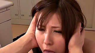Amazing Asian Babe Gets Fucked At The Office Hd. Jav