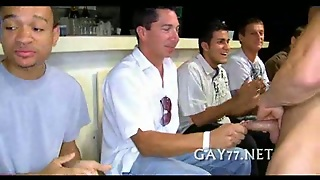 Men Sucking Cock At Party