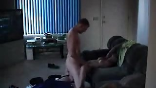 Dudes Wife Walks In On Fucking His Ex