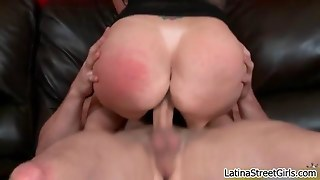 Latina With A Big Ass And Round Tits