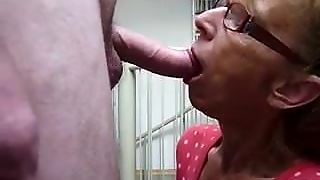Blonde Granny From 666Dates.com Wants Young Dick