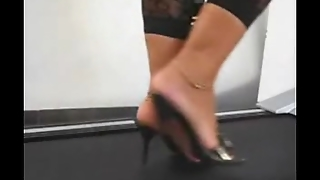 High Heels Show Foot Feet Sexy Nail