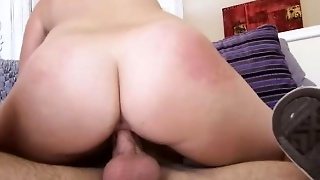 Teen Charli Acacia Filled With Warm Cum After Getting Fucked