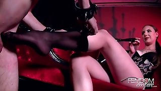 Femdom Empire Boot & Foot Domination