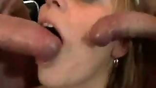 Kimberly Big Tit Threesome
