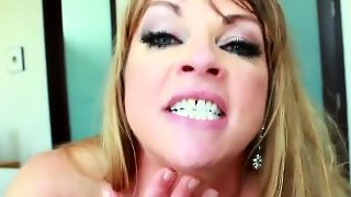 Slutty Cougars Facial Pov