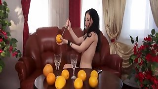 "Orange"""" Exclusive Erotica - Www.candytv.eu"