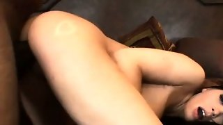 Big Tit Model Dicked By Big Black Cock