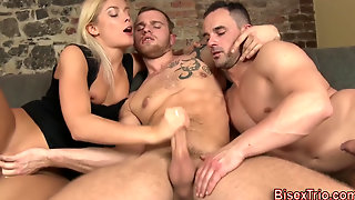 Bisex Mmf Threesome