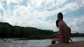 Asian Gays Sex Outdoor