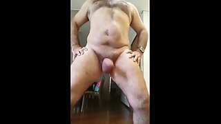 Big Mature Cum Shot