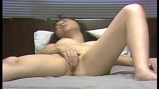 Masturbating With A Toy