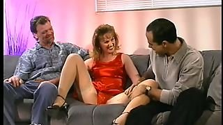 Sweet Wife Kendra Has Fun With Young Guy . Hot Video