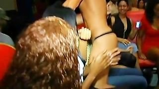 Different Blow Jobs At Hen-Party