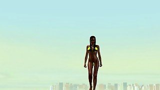 The Ebony Giantess