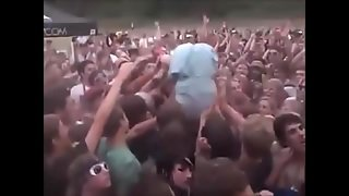 Oops Touch Ass In Concert