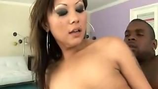 Asian Craves Black Meat