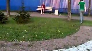 Public Blowjob In The Park