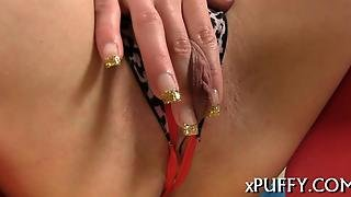 Wild Pussy And Tits Pleasuring
