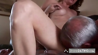 Amateur Mature Cuckold Threesome