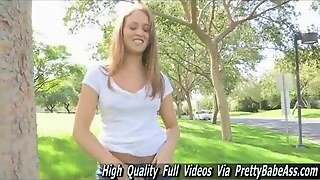 Kiera Teen Girl Only 18 But She Loves To Get Naked Film 4