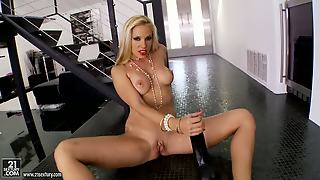 Closeup, Pussy, Busty, Babes, Blonde, Toys