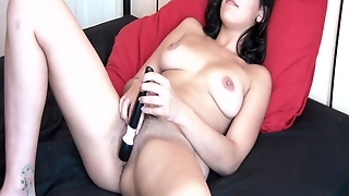 Hot Masturbation To Squirting Orgasms