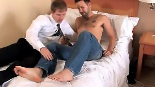 Preston Steel And Tyler Andrews Fucking Part1