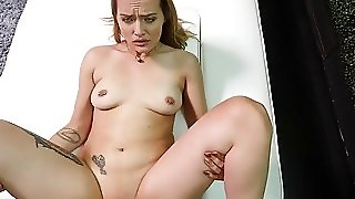 Pawg Slut Has Interracial Anal Sex With Big Dicked Stallion