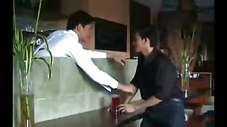 Gay Asian Buffet Blowjob And Bang