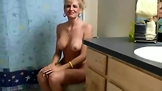 Blonde With Big Boobs Fucking