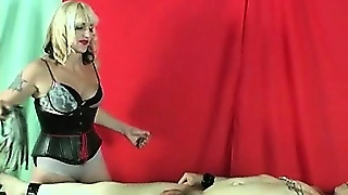 Mistress Kelly Sadistic Cbt And Cock And Balls Punishments