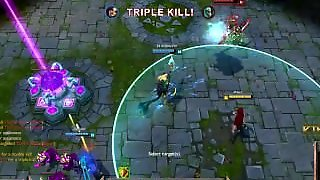 Sexy Quadra Kill [Hd]