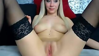 Blonde Webcam