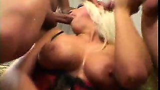 Ass Fucked Hot Blonde
