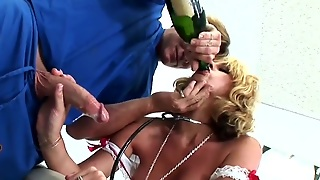 Unbelievable Nikki Anne Goes Hardcore With Evan Stone