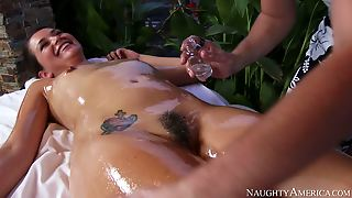 Kris Slater In My Naughty Massage Oiled
