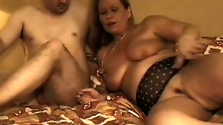 Mature Swinging Couple Invites A Black Man Into Their Bedroom