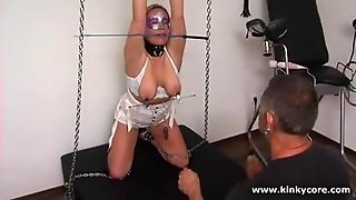 Tits Punishment And Squirting Orgasms