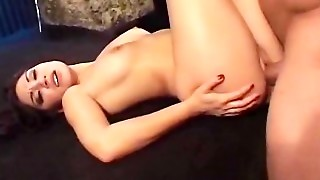 Roxy Jezel Takes It Up The Backside Anal Ass To Mouth Blowjob Cum Swallowin